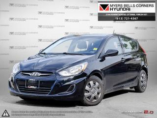 Used 2014 Hyundai Accent GS 5-Door for sale in Nepean, ON