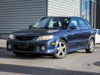 Used 2002 Mazda Protege5 AUTO LOW MILEAGE for sale in Scarborough, ON