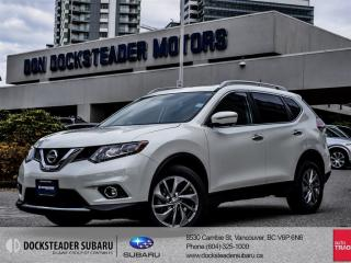 Used 2015 Nissan Rogue SL AWD CVT for sale in Vancouver, BC
