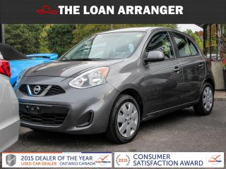 Used 2016 Nissan Micra for sale in Barrie, ON