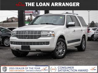 Used 2010 Lincoln Navigator for sale in Barrie, ON