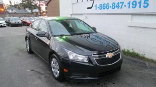 Used 2014 Chevrolet Cruze 1LT for sale in Richmond, ON