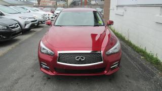 Used 2016 Infiniti Q50 2.0t Base for sale in Kingston, ON
