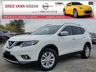 Used 2016 Nissan Rogue SV AWD,7 PASSENGER w/NAV,pwr group,rear cam,climate,heated seats,panoramic roof for sale in Cambridge, ON