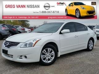 Used 2011 Nissan Altima 2.5 S w/heated seats,sunroof,power driver seat,bluetooth for sale in Cambridge, ON