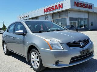 Used 2012 Nissan Sentra 2.0  6spd w/keyless entry,alloys for sale in Cambridge, ON