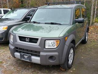 Used 2003 Honda Element w/Y Pkg for sale in Gravenhurst, ON