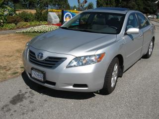 Used 2009 Toyota Camry grey for sale in Port Moody, BC