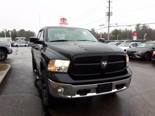 Used 2015 RAM 1500 OUTDOORSMAN for sale in Ottawa, ON