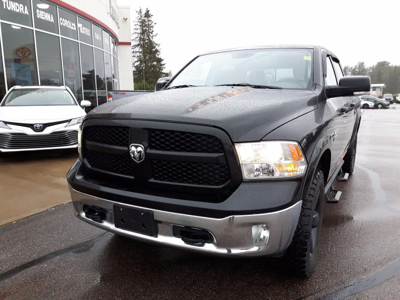 used 2015 ram 1500 outdoorsman v6 ecodiesel for sale in ottawa ontario. Black Bedroom Furniture Sets. Home Design Ideas