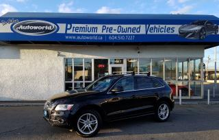 Used 2014 Audi Q5 3.0L TDI Progressiv for sale in Langley, BC
