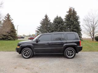 Used 2010 Jeep Patriot SPORT- 4 Cylinder for sale in Thornton, ON