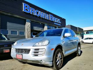 Used 2008 Porsche Cayenne S for sale in Surrey, BC