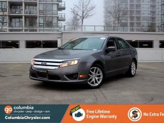 Used 2012 Ford Fusion SEL for sale in Richmond, BC