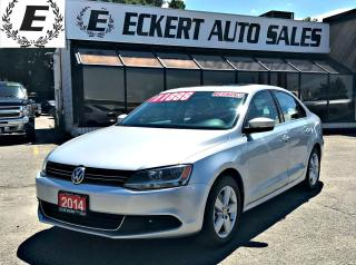 Used 2014 Volkswagen Jetta SE COMFORTLINE /SUNROOF/BLUETOOTH for sale in Barrie, ON