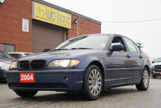 Used 2004 BMW 3 Series 320i,Leather,Sunroof,Heated Seat for sale in North York, ON