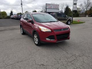 Used 2014 Ford Escape Titanium for sale in Komoka, ON