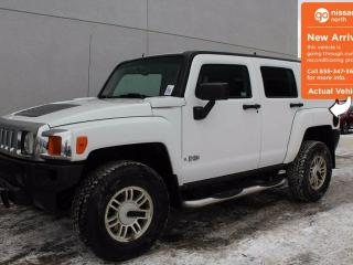 Used 2006 Hummer H3 SUV 4dr All-wheel Drive SUNROOF, ONE OWNER! for sale in Edmonton, AB