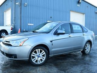 Used 2008 Ford Focus SES for sale in Peace River, AB