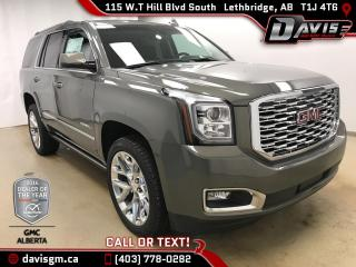 New 2018 GMC Yukon for sale in Lethbridge, AB