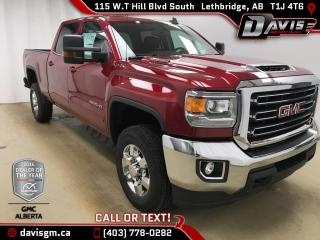 New 2018 GMC Sierra 3500 HD for sale in Lethbridge, AB