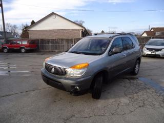 Used 2003 Buick Rendezvous CX for sale in Sarnia, ON