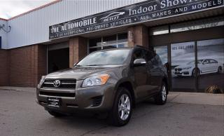 Used 2011 Toyota RAV4 SPORT AWD SUNROOF NO ACCIDENT LOW KMS for sale in Mississauga, ON