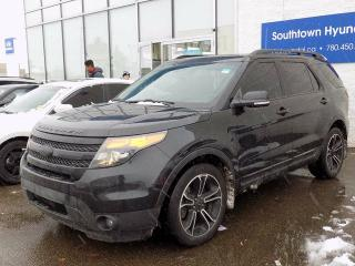 Used 2015 Ford Explorer Sport 4dr 4x4 for sale in Edmonton, AB