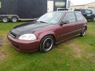 Used 1996 Honda Civic Mild Custom for sale in Yarker, ON