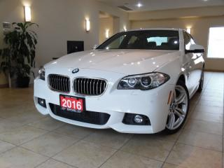 Used 2016 BMW 5 Series 535i xDrive M Sport PKG for sale in Toronto, ON