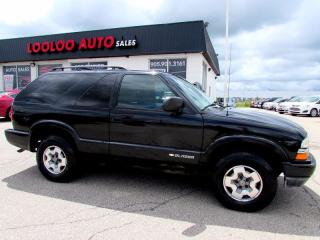Used 2005 Chevrolet Blazer LS ZE5 4WD AUTOMATIC for sale in Milton, ON