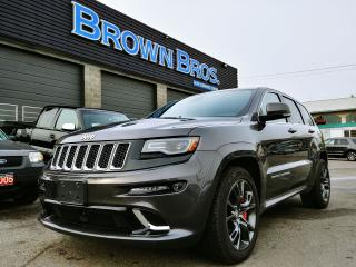 Used 2015 Jeep Grand Cherokee SRT8, Navigation, Local, No accidents for sale in Surrey, BC