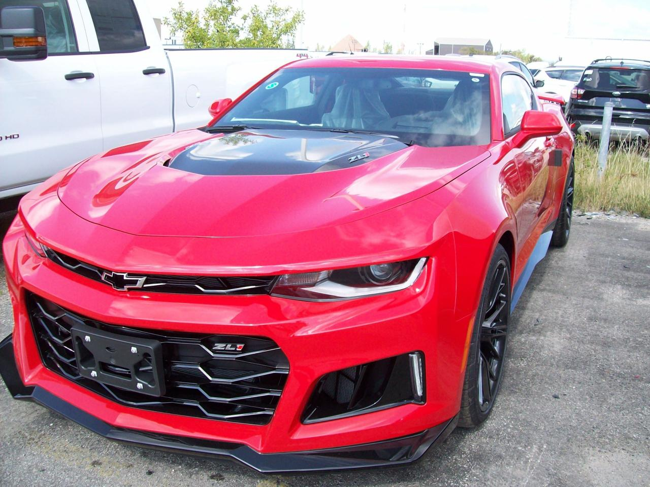 Used 2018 Chevrolet Camaro Zl1 For Sale In Guelph Ontario