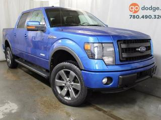 Used 2014 Ford F-150 FX4 4x4 SuperCrew Cab for sale in Edmonton, AB