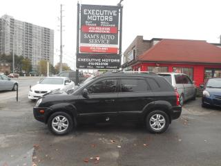 Used 2008 Hyundai Tucson 4WD LOADED for sale in Scarborough, ON