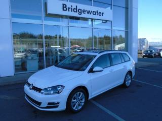 Used 2015 Volkswagen Golf Wagon Comfortline - VW CERTIFIED for sale in Hebbville, NS