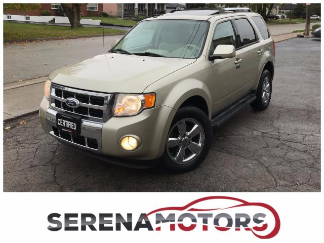 2010 Ford Escape LIMITED | 4WD | ONE OWNER | NO ACCIDENTS |