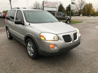 Used 2006 Pontiac Montana w/1SB for sale in Komoka, ON