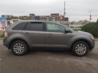 Used 2010 Ford Edge SEL,Panoramic Sunroof for sale in Scarborough, ON