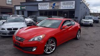 Used 2010 Hyundai Genesis Coupe GT V6 for sale in Etobicoke, ON