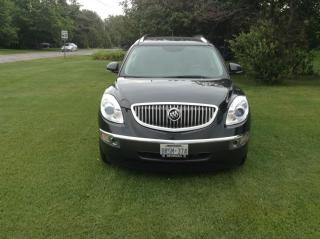 Used 2011 Buick Enclave silver for sale in Bradford, ON
