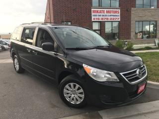 Used 2009 Volkswagen Routan TOWN & COUNTRY for sale in Etobicoke, ON