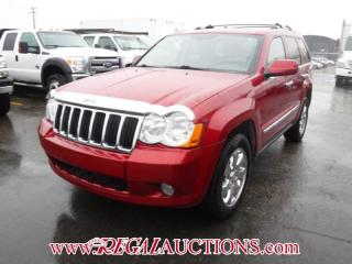 Used 2010 Jeep GRAND CHEROKEE LIMITED 4D UTILITY 4WD 3.7L for sale in Calgary, AB