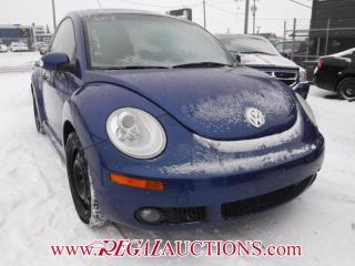 Used 2008 Volkswagen NEW BEETLE  2D COUPE for sale in Calgary, AB