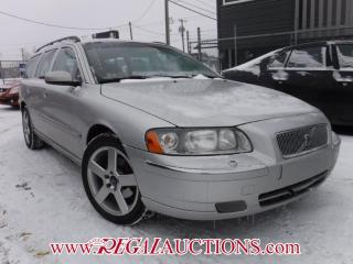 Used 2005 Volvo V70 BASE 4D WAGON 2.5T for sale in Calgary, AB