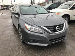 Used 2016 Nissan Altima 2.5 SV | ONE OWNER | CAM | HEATED SEATS for sale in London, ON