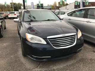 Used 2011 Chrysler 200 Touring | HEATED SEATS for sale in London, ON