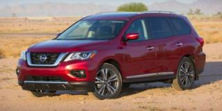 New 2018 Nissan Pathfinder Platinum V6 4x4 at for sale in Mississauga, ON