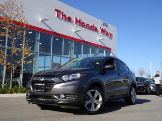 Used 2016 Honda HR-V EX-L w/Navigation CVT for sale in Abbotsford, BC