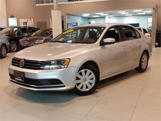 Used 2016 Volkswagen Jetta Sedan 1.4 TSI-AUTO-BACK UP CAMERA-ONLY 56KM for sale in York, ON